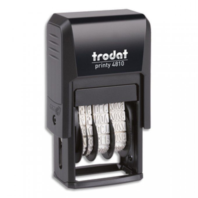 TRODAT Dateur Mini - Printy 4810