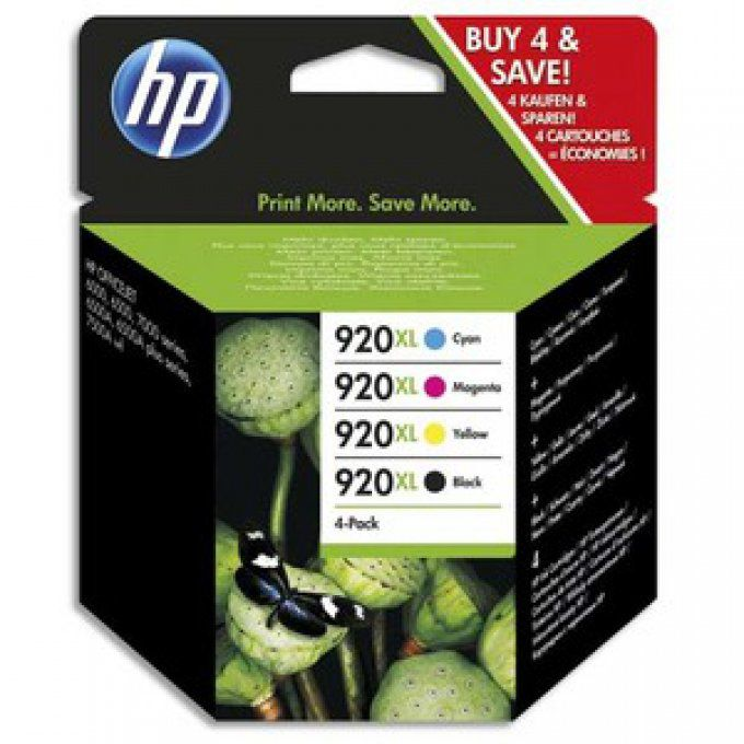 HP 920xl Pack