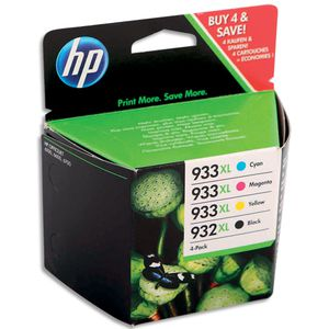 HP 932/3 XL Pack